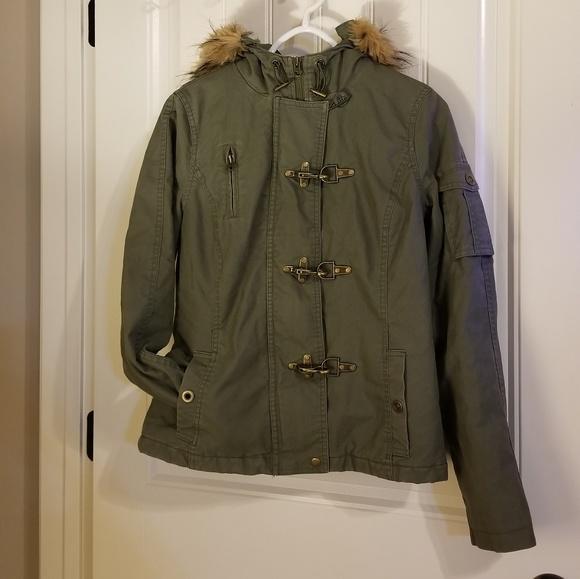 f2c70245cba07 Old Navy Jackets & Coats | Euc Military Jacket | Poshmark